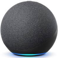Amazon Echo dot negro