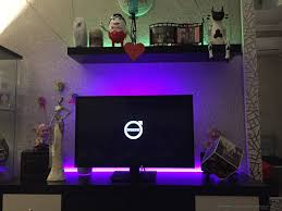 luces led de tv